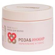 Маска Power&Tonus Рair Mask для Волос Роза&Инжир Укрепление и Тонус, 350 мл