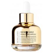 Сыворотка Ампульная с Золотом Антивозрастная Premium Gold Wrinkle Care Ampoule, 30 мл