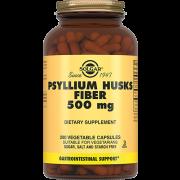 Псиллиум Psyllium Клетчатка Кожицы Листа Капсулы 500 мг №200