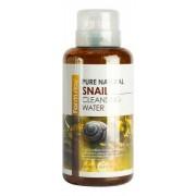 Вода Pure Natural Snail Cleansing Water Очищающая с Муцином Улитки, 500 мл