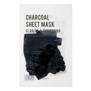 Маска Purity Charcoal Sheet Mask Тканевая с Древесным Углем, 22 мл