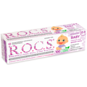 Паста R.O.C.S. Baby Зубная Аромат Липы, 45 гр