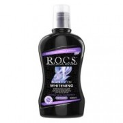 Ополаскиватель R.O.C.S.Black Edition Рокс Отбеливающий, 400 мл
