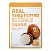 Маска Real Shea Butter Essence Mask Тканевая для Лица с Маслом Ши, 23 мл