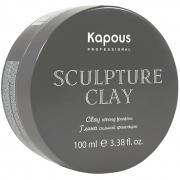 Глина Sculpture Clay для Укладки Волос Нормальной Фиксации, 100 мл