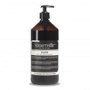 Шампунь против Желтизны для Осветленных и Седых Волос Silver Shampoo, 1000 мл