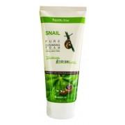 Пенка Snail Pure Cleansing Foam Очищающая с Муцином Улитки, 180 мл