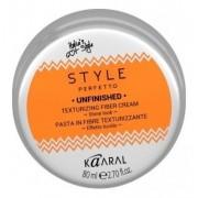 Паста Style Perfetto Unfinished Texturizing Fiber Cream Волокнистая для Текстурирования Волос, 80 мл