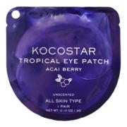 Патчи Tropical Eye Patch Acai Berry Jar Гидрогелевые для Глаз Тропические Фрукты Ягоды Асаи, 1 пара