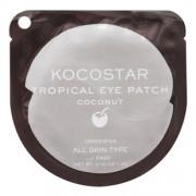Патчи Tropicla Eye Patch Coconut Single Гидрогелевые для Глаз Тропические Фрукты Кокос, 1 пара