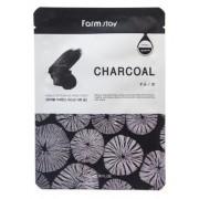 Маска Visible Difference Mask Sheet Charcoal Тканевая для Лица с Углем, 23 мл