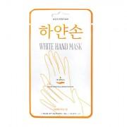 Маска White Hand Mask Восстанавливающая для Рук Увлажнение и Сияние, 3*8 мл