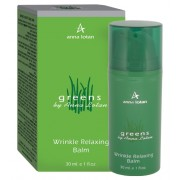 Крем Greens Wrinkle Relaxing Balm Гринс против морщин, 30 мл