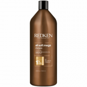 Шампунь All Soft Mega Shampoo Олл Софт Мега для Очень сухих Волос, 1000 мл