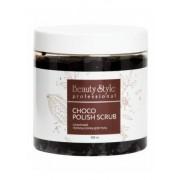 """Сахарный Полиш-Скраб для Тела """"Choco polish scrub"""", 500мл"""