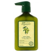 Шампунь Olive Organics для Волос и Тела, 340 мл
