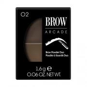 Тени Brow Arcade для Бровей Двойные тон 02, 1,6г