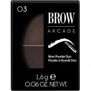 Тени Brow Arcade для Бровей Двойные тон 03, 1,6г