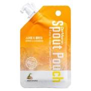 Многофункциональная Пенка-Скраб для Очищения Кожи Scrub Powder And Deep Cleansing Foam, 15г