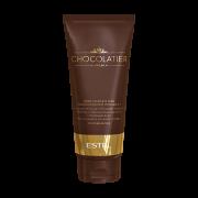 Крем-Скраб Otium Chocolatier для Тела Шоколадная Крошка, 200 мл