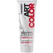 Безаммиачный Осветляющий Крем Art Color Bleaching Cream Ammonia Free, 250г