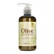 Гель Olive Moisture Balancing Body Cleanser Увлажняющий для Душа с Экстрактом Оливы, 250 мл