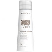 Шампунь On Care Golden Power Shampoo Золотистый для Натуральных или окрашенных волос теплых светлых тонов, 250 мл