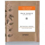 Хна Rain Dance Ботаническая для Волос Светло-Оранжевый, 300г