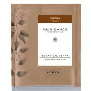 Хна Rain Dance Ботаническая для Волос Коричневый, 300г