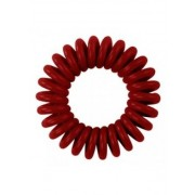 Резинка для Волос Темно-Красная, 3 шт