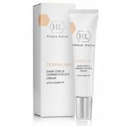 Крем Dark Circle Corrective Eye Cream Make-Up Корректирующий с Тоном, 15 мл