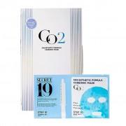 Маска-Активатор CO2 Esthetic Formula Carbonic Mask Карбокситерапия Пауч,1шт