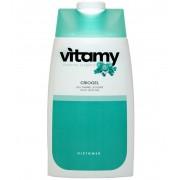 Охлаждающий гель для ног (снимает отеки) Vitamy Criogel, 250 мл