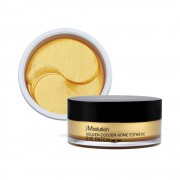 Патчи Golden Cocoon Home Esthetic Eye Patch с Экстрактом Золотого Шелкопряда, 60 шт
