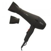Фен Turbo 3800ST Черный Soft Touch Профессиональный для Укладки Волос