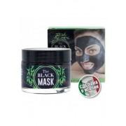 Маска Black Mask Черная для Лица, 50 мл