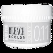Паста Bleach Color Обесцвечивающая Пигментированная 0.11 Серый, 70 мл