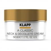 Крем A Classic Neck & Decollete Cream для Шеи и Декольте, 50 мл