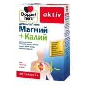 Бад Aktiv Магний+Калий, таб №30