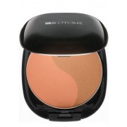 Румяна Duo color Powder blush 202 Sepia Brown Двухцветные Тон 202, 13г