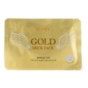 Маска Gold Neck Pack Гидрогелевая для Шеи с Золотом, 10г