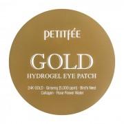 Патчи Gold Hydrogel Eye Patch Гидрогелевые для Области вокруг Глаз с Золотом, 60 шт