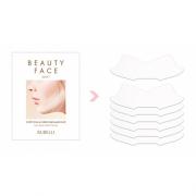 Набор Beauty Face Hot Mask Sheet Сменных Масок для Подтяжки Контура Лица, 7 шт*20 мл