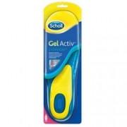 Стельки для Комфорта на Каждый День для Женщин GelActiv