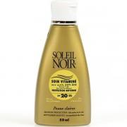 Крем Антивозрастной Витаминизированный Солнцезащитный SPF 20 Средняя Степень Защиты Soin Vitamine, 50 мл