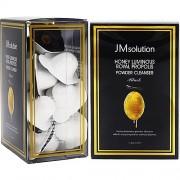 Пудра Honey Luminous Royal Propolis Powder Cleanser Энзимная с Прополисом, 30 шт*0,35г