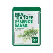 Маска Real Tea Tree Essence Mask Тканевая для Лица с Экстрактом Чайного Дерева, 23 мл