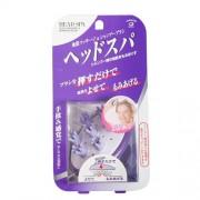 Щетка Head Spa Brush для Массажа Кожи Головы и Мытья Волос Фиолетовая, 1 шт