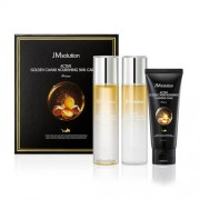 Набор Golden Caviar Nourishing Skin Care для Глубокого Питания Кожи с Золотом и Икрой, 2/135+100 мл