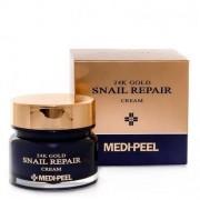Крем-Премиум 24k Gold Snail Cream с Золотом и Муцином Улитки, 50г